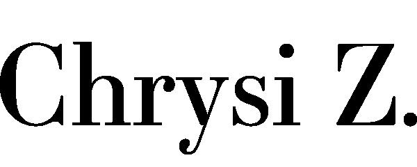 Chrysi Z.